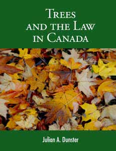 trees and the law in canada