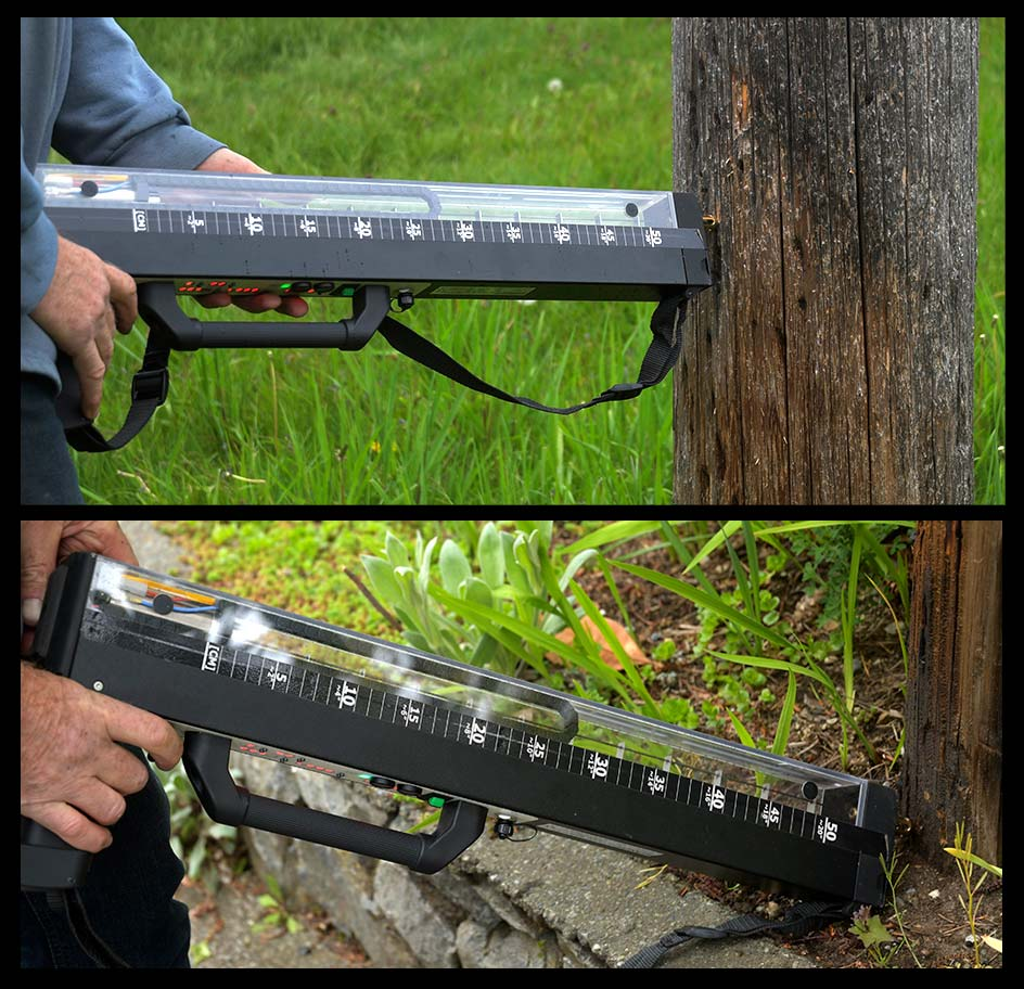 Utility Pole Testing